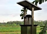 环保型太阳能灭虫灯
