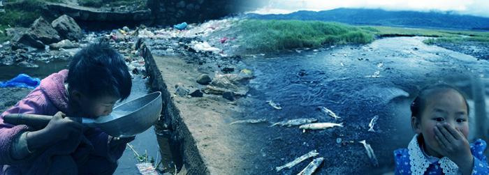 环保部:我国2.8亿居民使用不安全饮用水