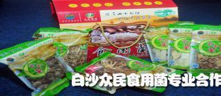 白沙众民食用菌专业合作社·儋州