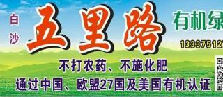 白沙五里路茶叶专业合作社·白沙
