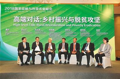 提升农产品附加值 助力海南乡村发展