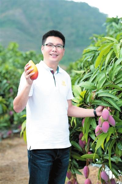 """乐见三亚锋""""芒""""毕露 将建芒果生态产业链"""